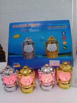 Electric lalten candle (Small)