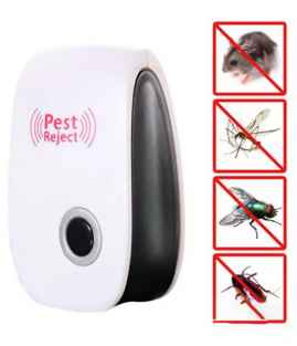 Ultrasonic Pest Repeller to Repel Rats, Cockroach, Mosquito, Home Pest & Rodent