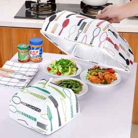 Insulated Food Cover 1 Big 1 Small (Set Of 2)
