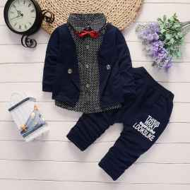 3 PCS SET PARTY WEAR SUPER COOL STUFF