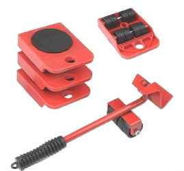 Heavy Furniture Lifter and Mover Tool Set