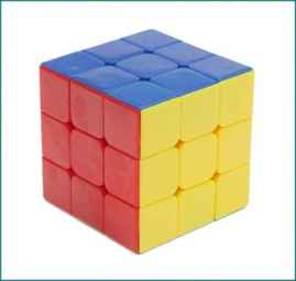 3x3 Fast Edition Magic Cube
