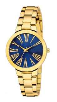 ASGARD Blue Dial Watch for Girl and Women 201