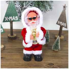 Christmas Special Electric Head Shaking Dancing Musical Santa Claus Children's Toy