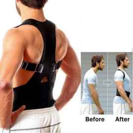 Real Doctor Posture Corrector (Shoulder Back Support Belt)