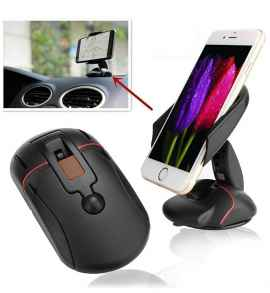 One Touch Car Phone Holder Stand