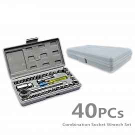 Socket Combination Toolkit (40 pcs)