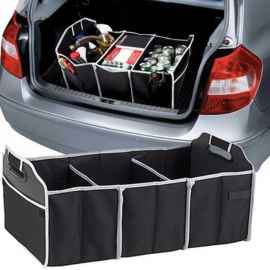 Car Boot Space Organizer