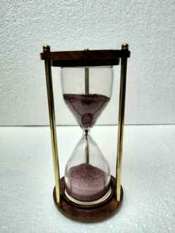 6 Inches 5 Minutes Sand Timer