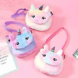 Unicorn Girl's Shoulder Bag