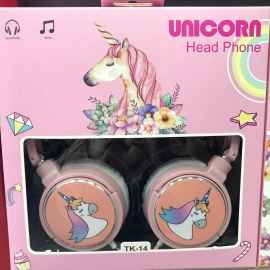Wired Headphone with Microphone Headset - GIRLS