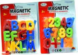 Magnetic Letters for Educating Kids in Fun - CAPITAL LETTERS