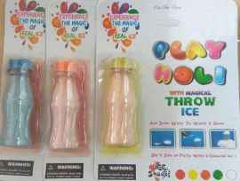 Play Holi With Magical Throw Ice - PACK OF 5