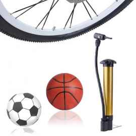 Mini Inflator Pump For Basketball Football Cum Bicycle