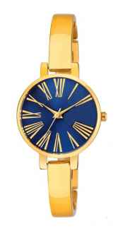 ASGARD Blue Dial Watch for Girl and Women 194