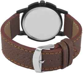 ASGARD White Dial Watch For Men and Boys 128