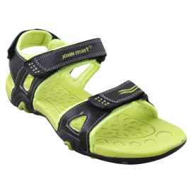 Johnmart green floaters for gents