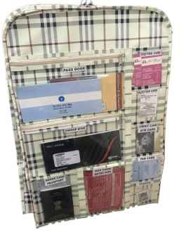 MULTI UTILITY DOCUMENT ORGANIZER