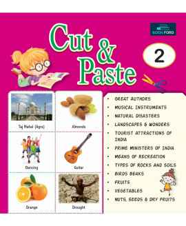 PICTURE BOOK CUT AND PASTE 2 ENGLISH