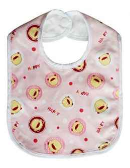 WATERPROOF BABIES APRON WITH BIB MULTICOLOUR SET OF 6