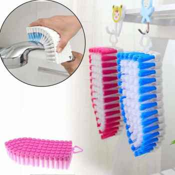 Flexible Multiuse Cleaning Brush