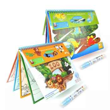 Magic Water Drawing Book for kids stationery products