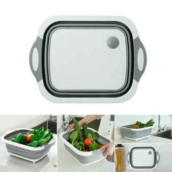 Foldable Plastic Chopping Board