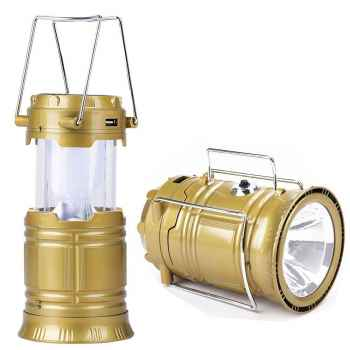 Solar Lantern Emergency LED Light (Assorted Colours)