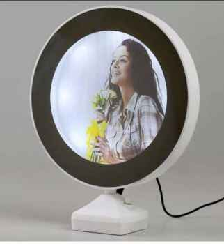 2 in 1 Magic mirror with photo Frame