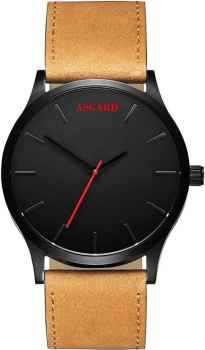 ASGARD Brown Dial Watch For Men and Boys 88