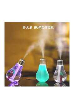 Bulb Humidifier for Desktop Room and for Gifts