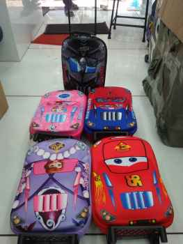Car Trolley Bag For Kids
